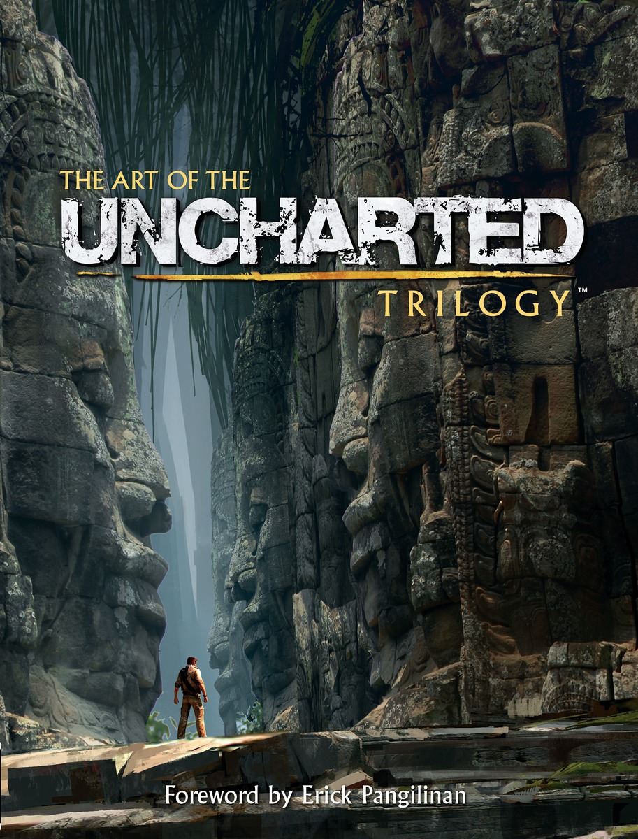 The Art of the Uncharted: Trilogy shivaki ssh i 127 be srh i 127 be ion