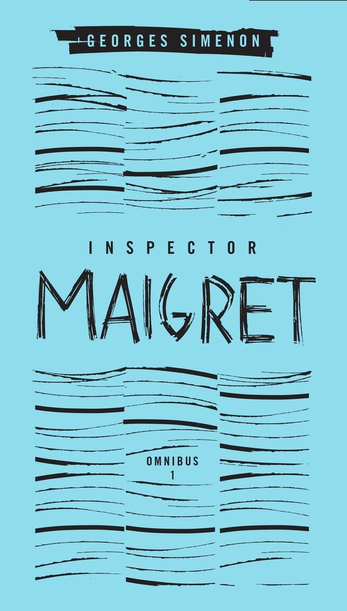 INSPECTOR MAIGRET OMNIBUS: V.1 psycho pass inspector shinya kogami volume 1
