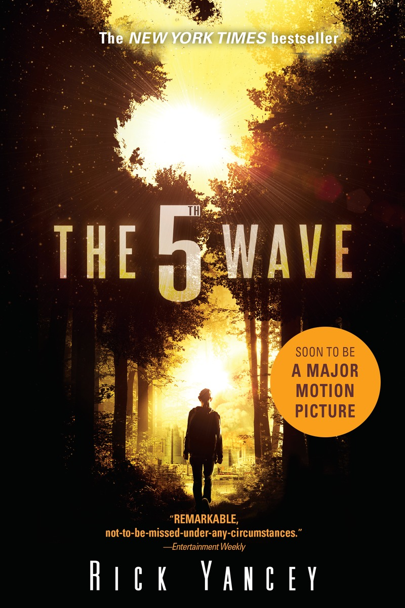 5TH WAVE BOOK 01