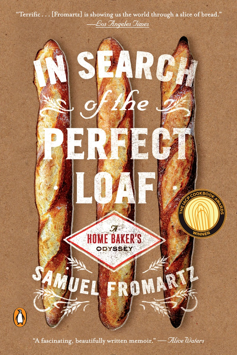 IN SEARCH OF THE PERFECT LOAF the catcher in the rye