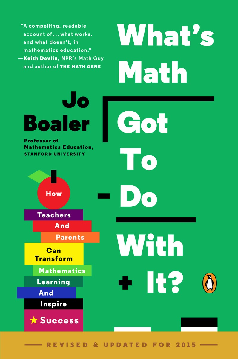 WHAT'S MATH GOT TO DO WITH IT? john dearie where the jobs are entrepreneurship and the soul of the american economy