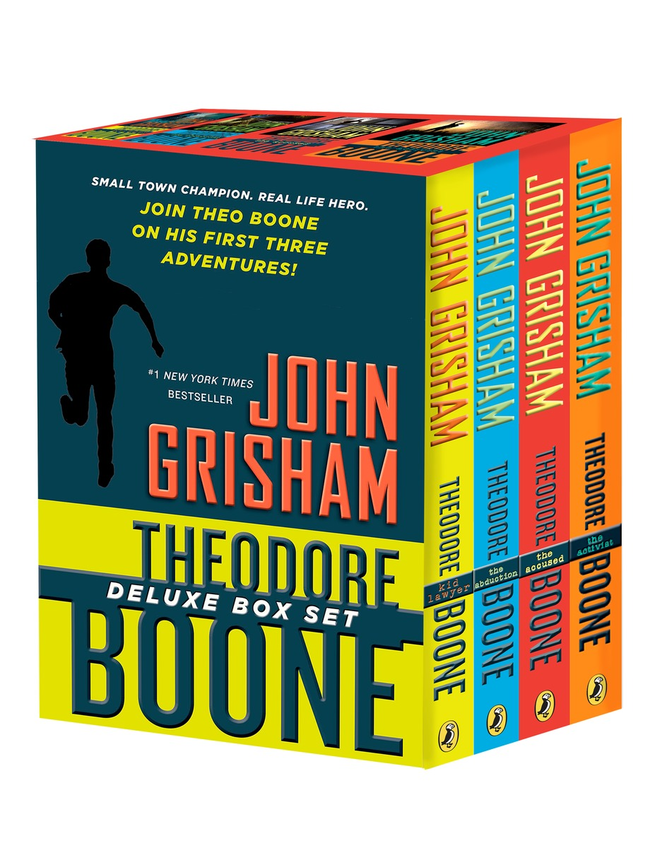 THEODORE BOONE BOX SET theodore dreiser the financier