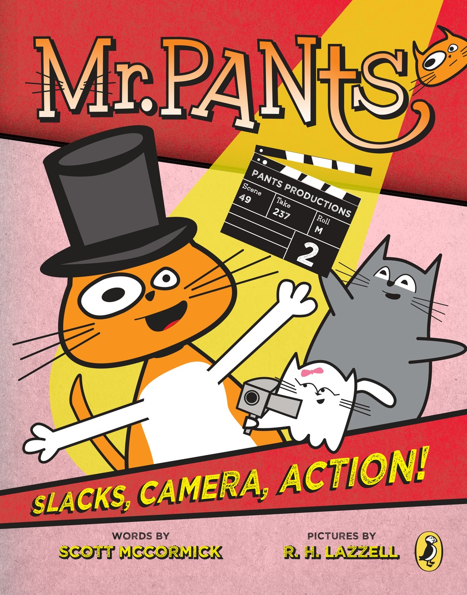MR. PANTS: SLACKS, CAMERA, ACT