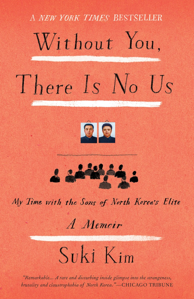 Without You, There Is No Us: My Time with the Sons of North Korea's Elite джемпер care of you care of you ca084ewone67