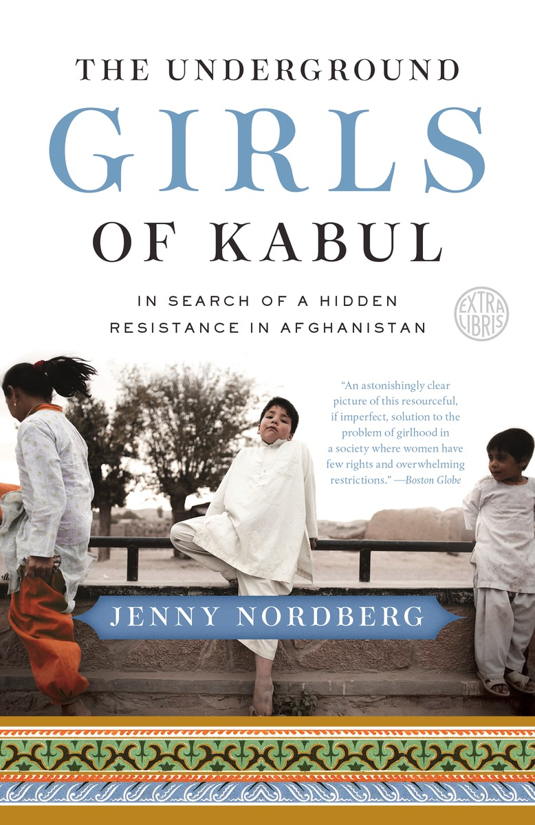 UNDERGROUND GIRLS OF KABUL, TH