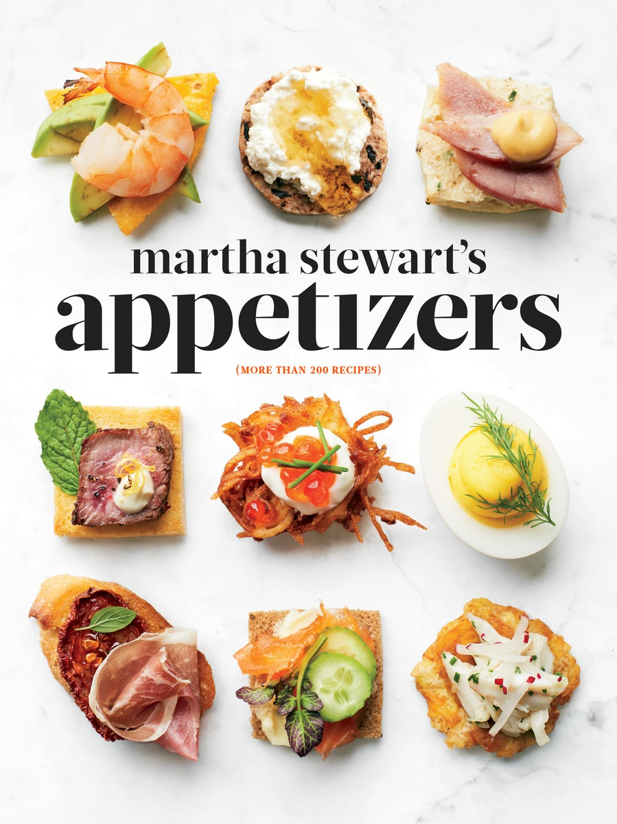 Martha Stewart's Appetizers everyday italian 125 simple and delicious recipes