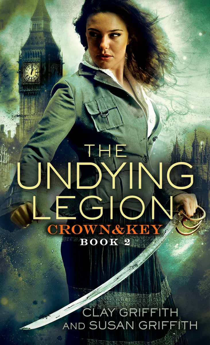 UNDYING LEGION, THE the murders in the rue morgue