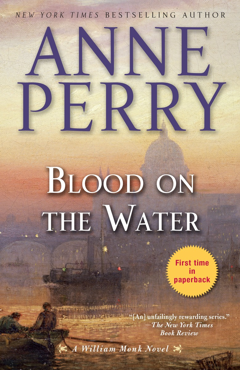 BLOOD ON THE WATER blood and water