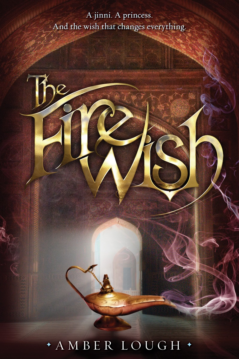 FIRE WISH, THE (JW#1) the librarian and the spy
