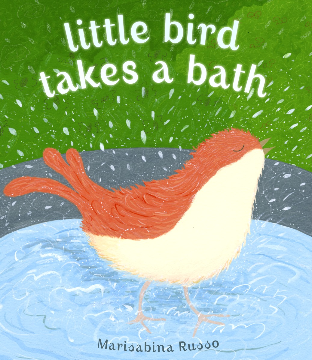 Купить LITTLE BIRD TAKES A BATH,