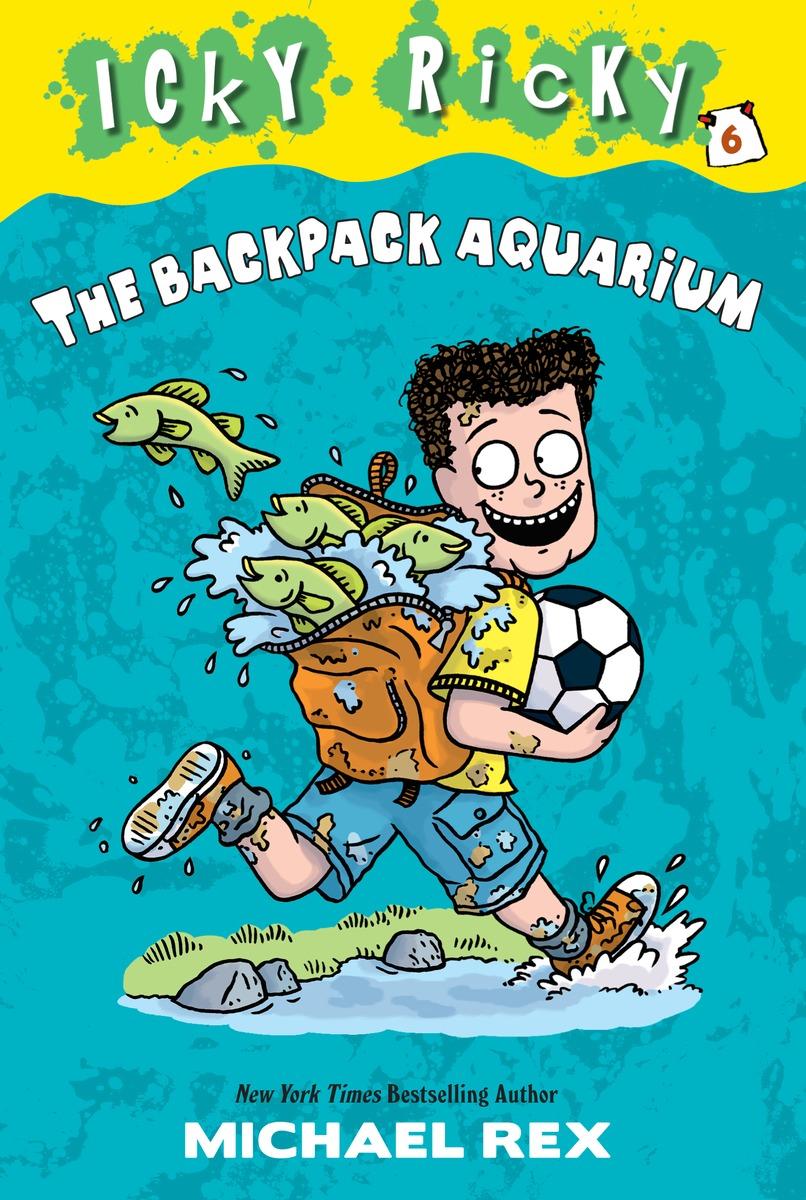 BACKPACK AQUARIUM, THE (IR#6) lick