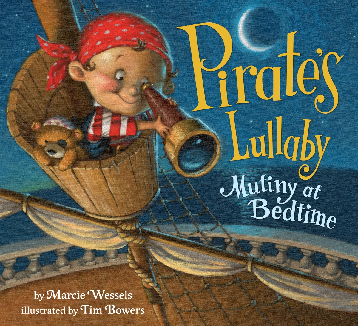 PIRATE'S LULLABY best bedtime stories ever