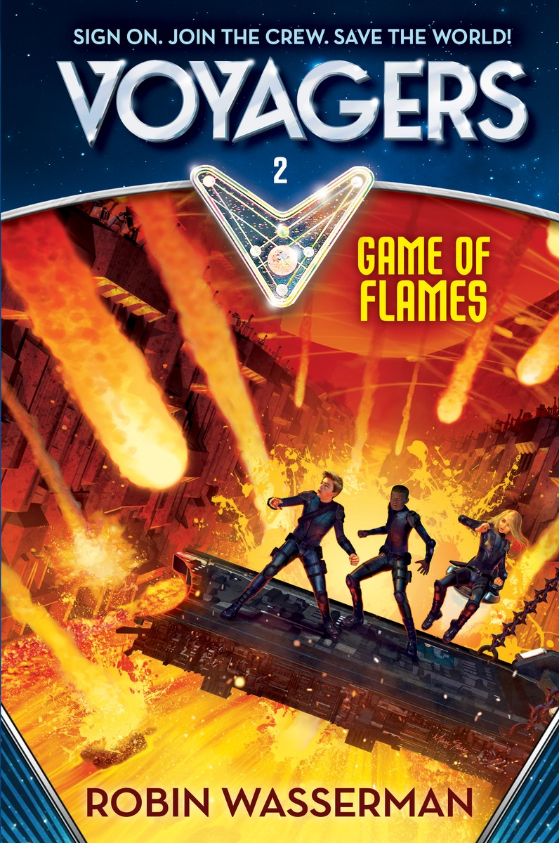 GAME OF FLAMES (VOYAGERS#2) b p r d hell on earth volume 6 the return of the master