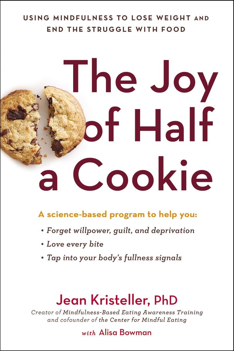 JOY OF HALF A COOKIE willpower