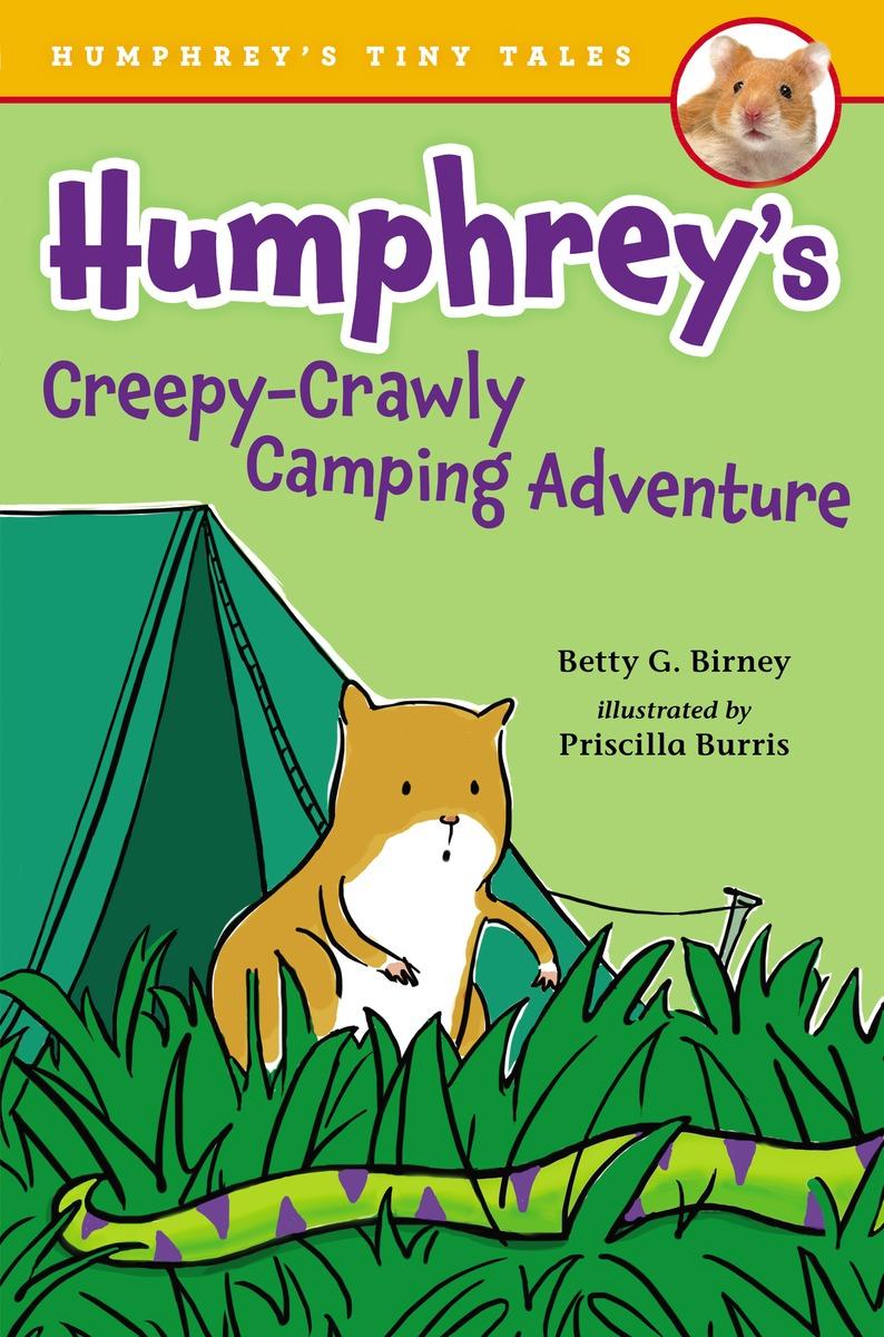 HUMPHREY'S CREEPY CAMPING ADV. creepy comics volume 2 at death s door