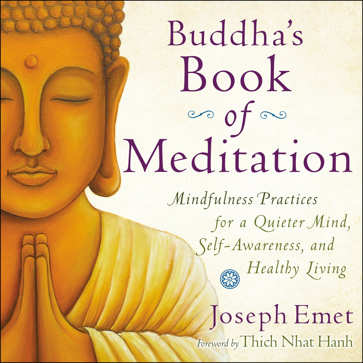 BUDDHA'S BOOK OF MEDITATION affair of state an