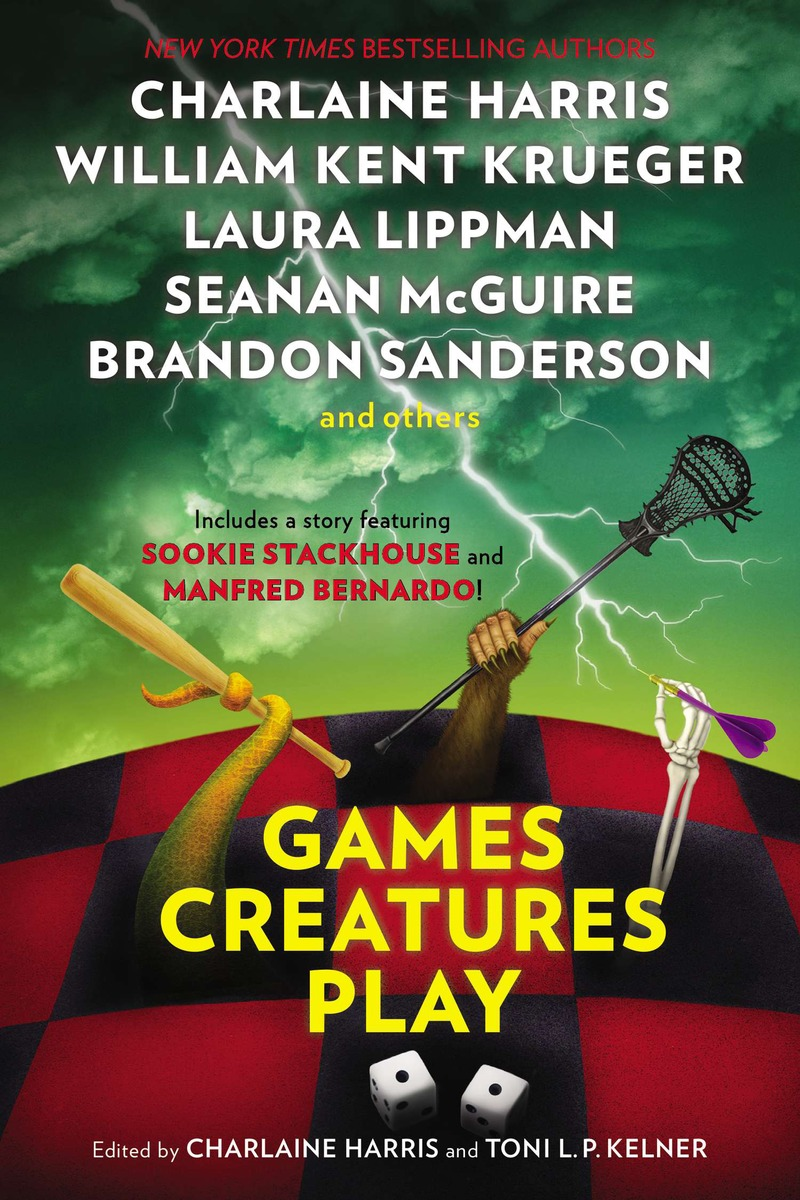GAMES CREATURES PLAY charlaine harris dead until dark