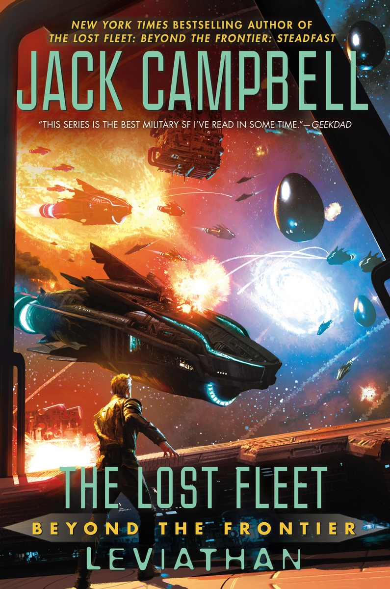 LOST FLEET: LEVIATHAN the lost ship starter level cd rom