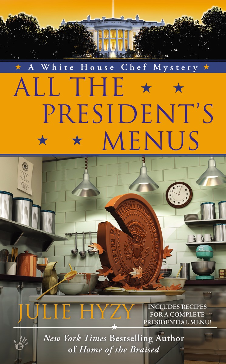 ALL THE PRESIDENT'S MENUS точило chefs choice ch 710