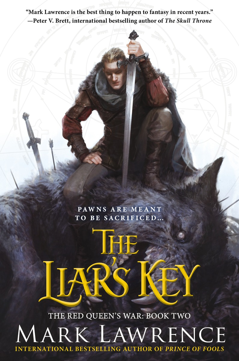 LIAR'S KEY the prince in his dark days 1
