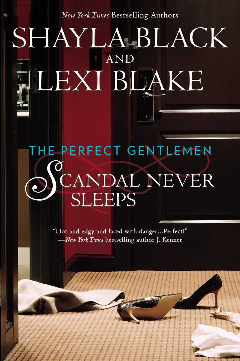 SCANDAL NEVER SLEEPS scandal becomes her