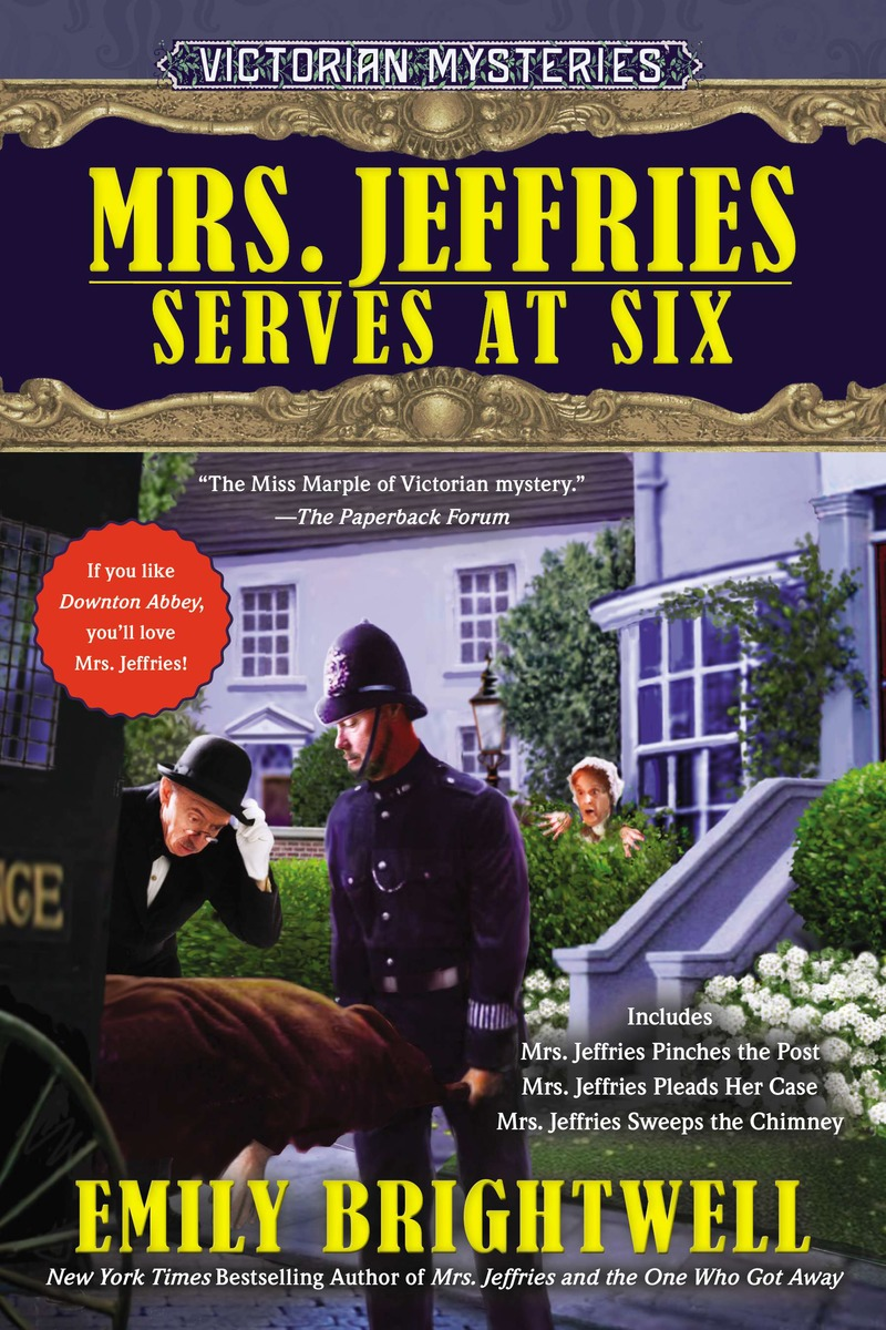 MRS. JEFFRIES SERVES AT SIX the house of mrs pal