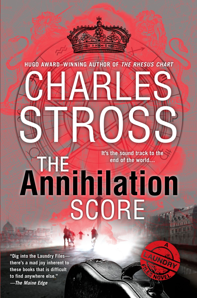 ANNIHILATION SCORE the score takes care of itself