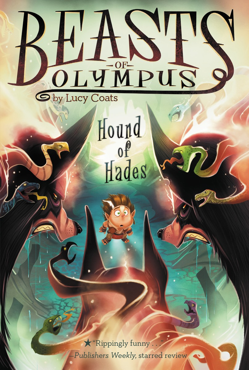 HOUND OF HADES #2 roy a the god of small things