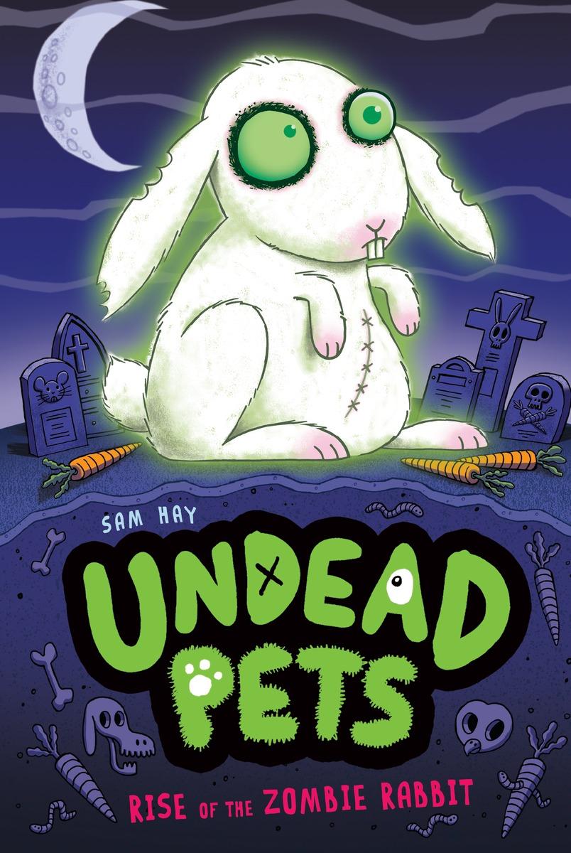 UNDEAD PETS 5 ZOMBIE RABBIT undead and unforgiven