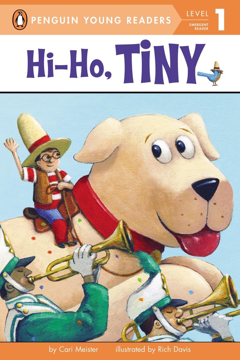 HI-HO, TINY right ho jeeves
