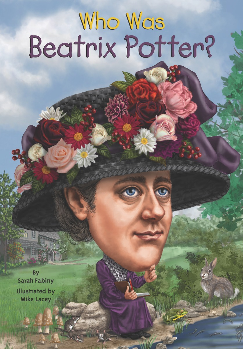 WHO WAS BEATRIX POTTER? beatrix potter вишня леденцы 200 г
