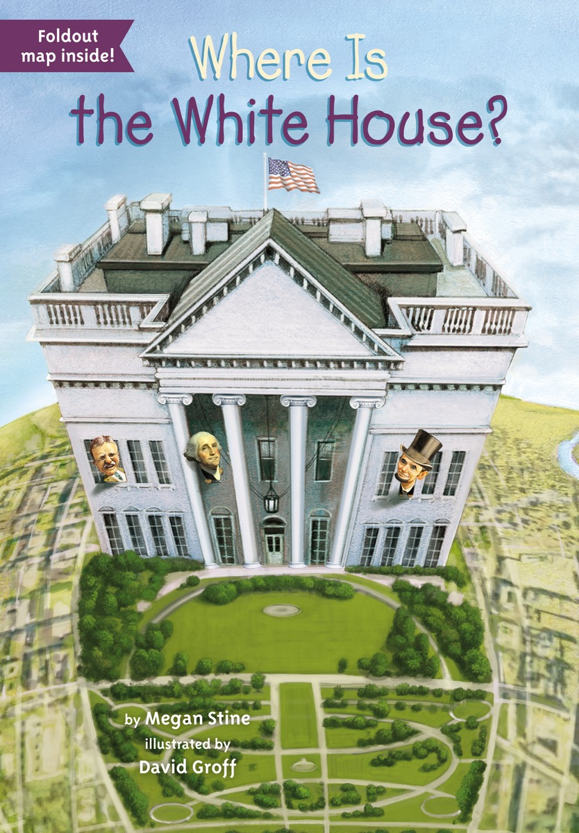 WHERE IS THE WHITE HOUSE? rollason j barack obama the story of one man s journey to the white house level 2 сd