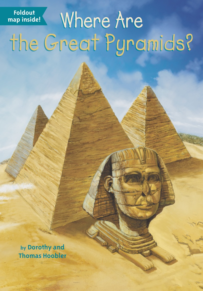 WHERE ARE THE GREAT PYRAMIDS? pyramids