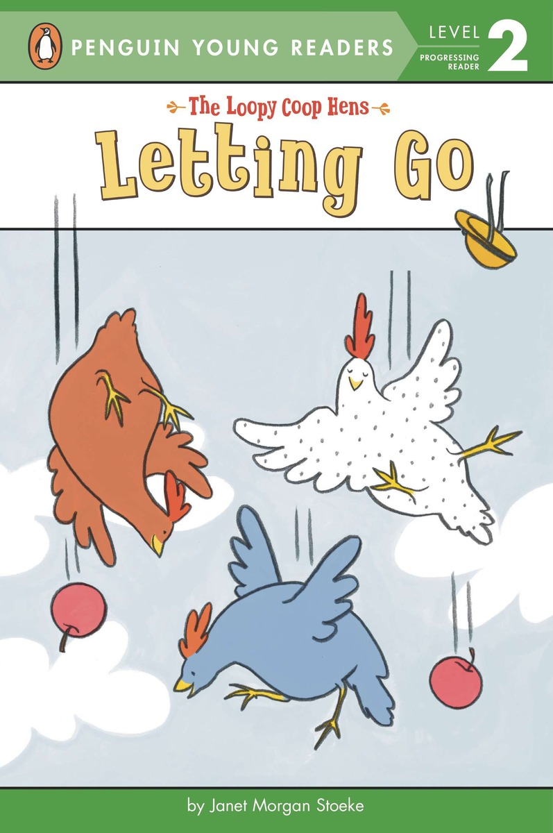 LOOPY COOP HENS: LETTING GO holly hillgardner longing and letting go