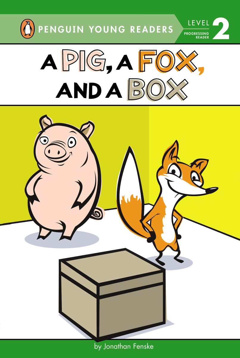 PIG, A FOX, AND A BOX postman pig and his busy neighbors