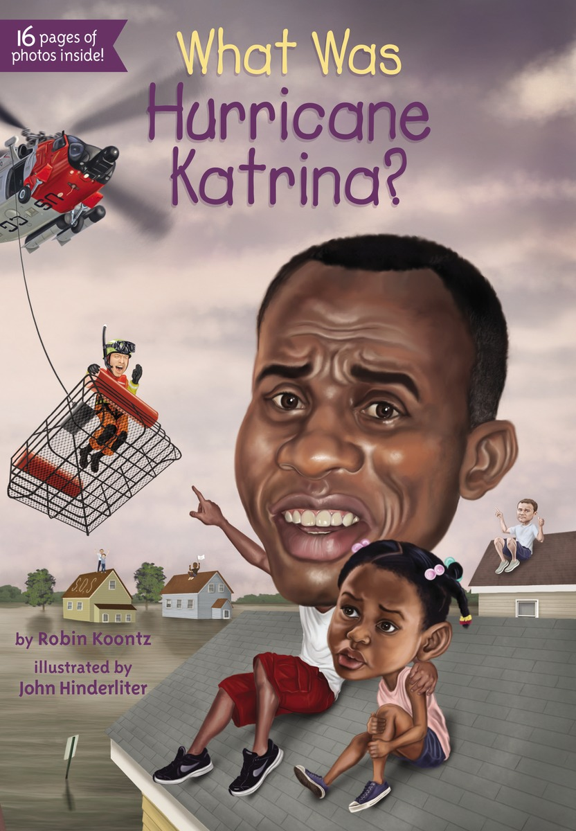 WHAT WAS HURRICANE KATRINA? the wind dancer storm winds
