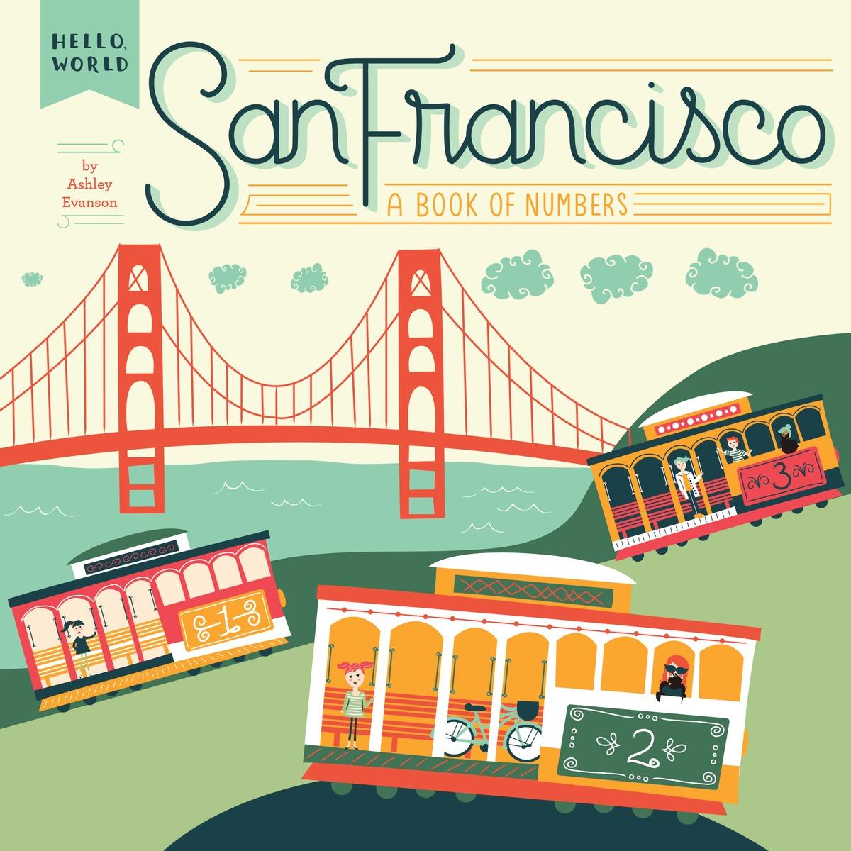 HELLO, WORLD: SAN FRANCISCO