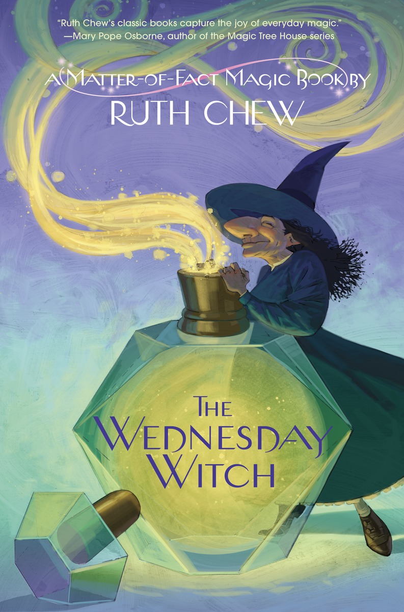 WEDNESDAY WITCH, THE (MFMB) what she left