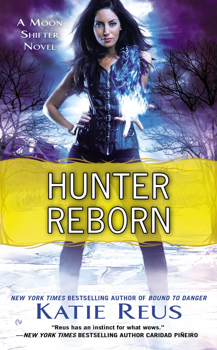 HUNTER REBORN what she left