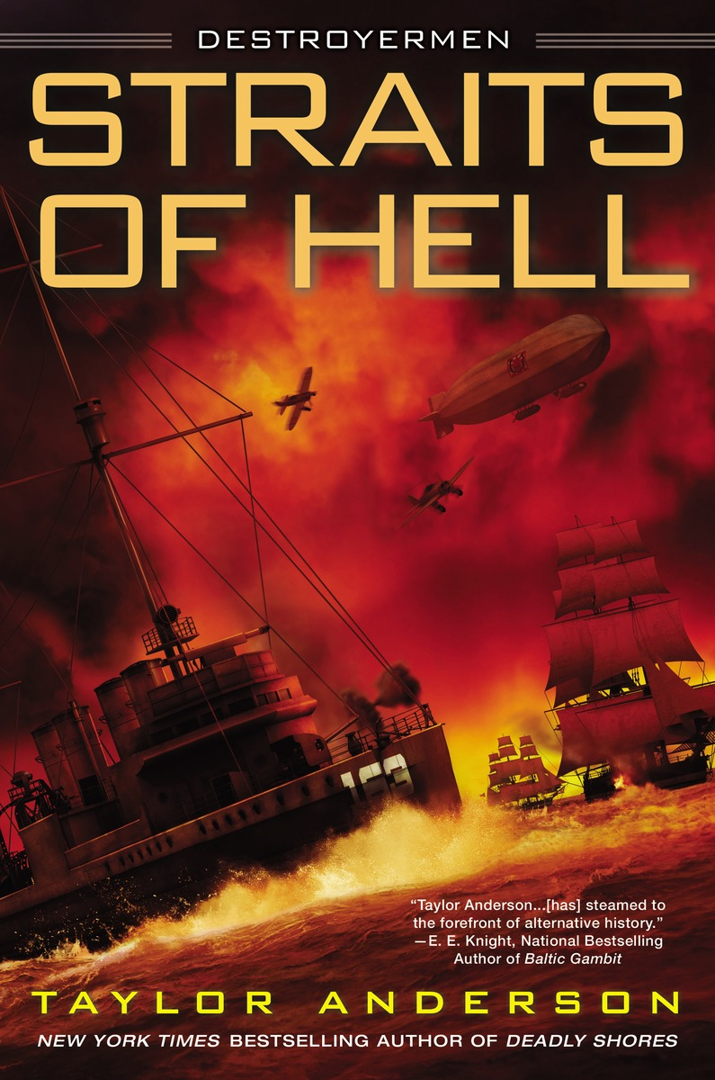 STRAITS OF HELL футболки jenks