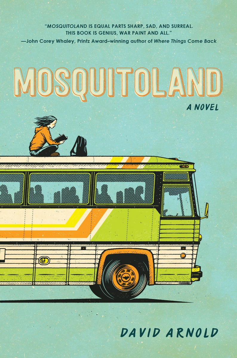 Mosquitoland what she left