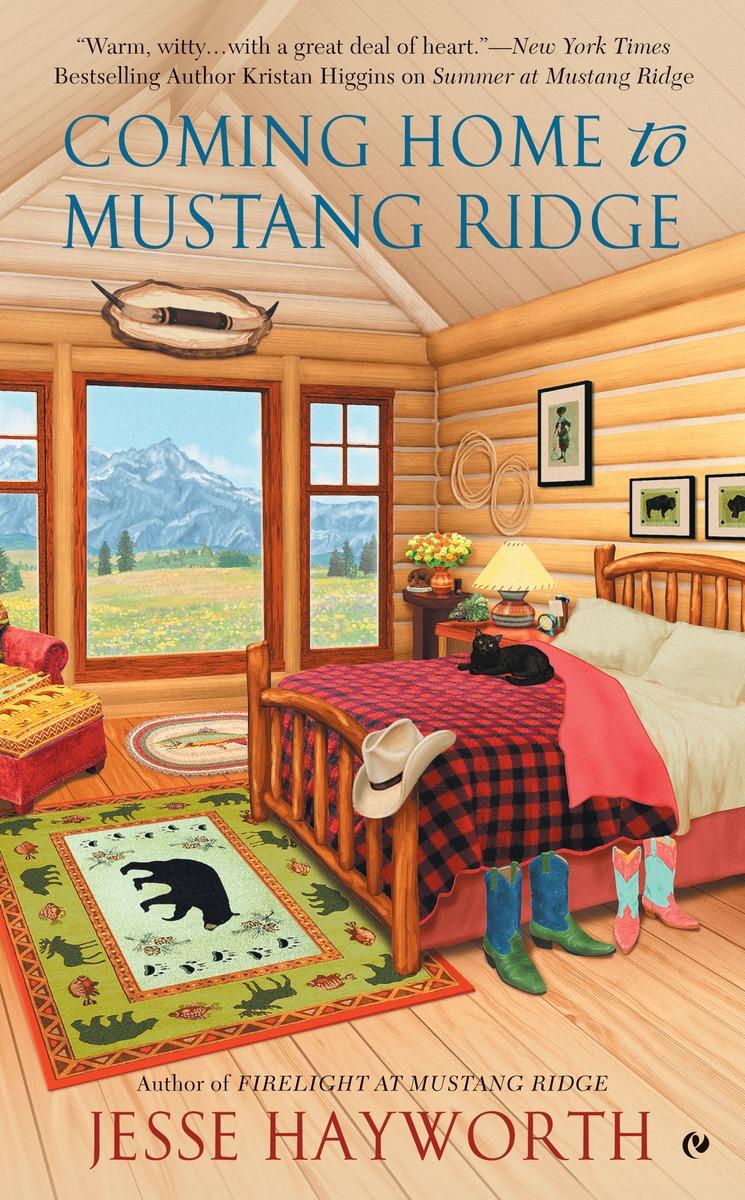 COMING HOME TO MUSTANG RIDGE a place to call home