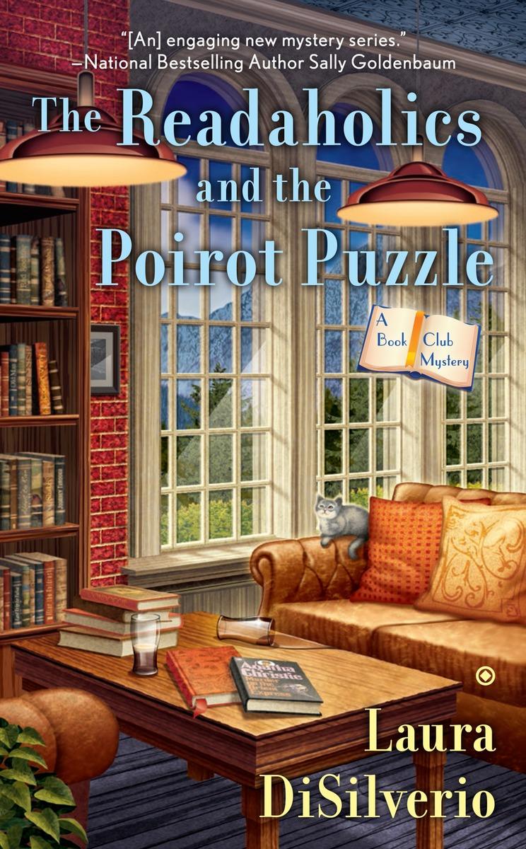 little grey cells the quotable poirot READAHOLICS & POIROT PUZZLE