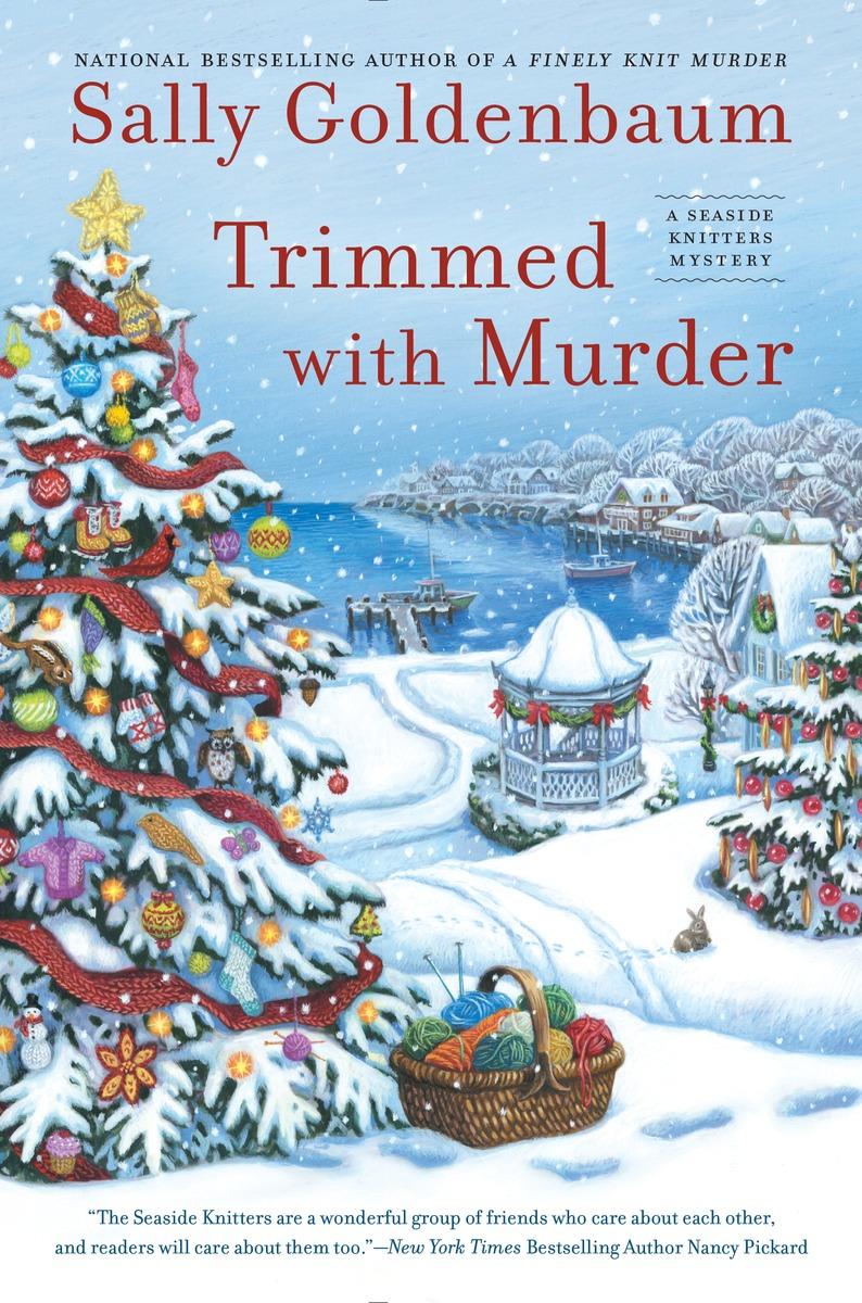 TRIMMED WITH MURDER свеча ароматизированная sima land лимон на подставке высота 6 см