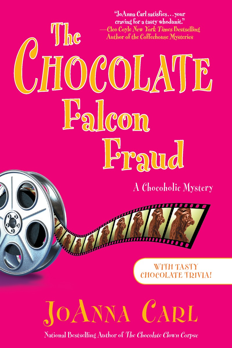 CHOCOLATE FALCON FRAUD what she left