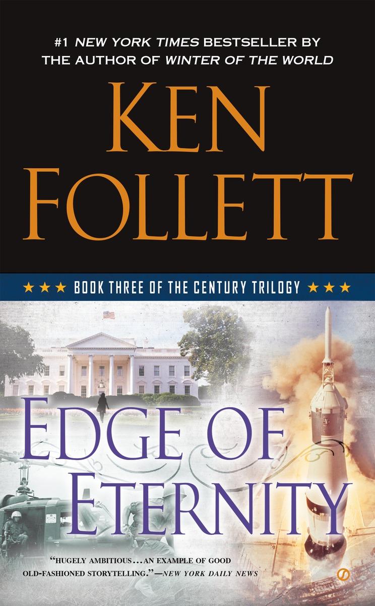 EXP EDGE OF ETERNITY follett ken edge of eternity