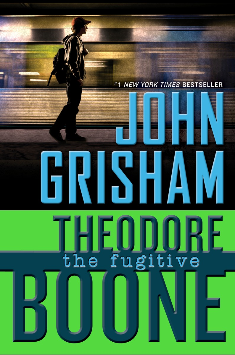 THEODORE BOONE: THE FUGITIVE theodore boone the activist hb