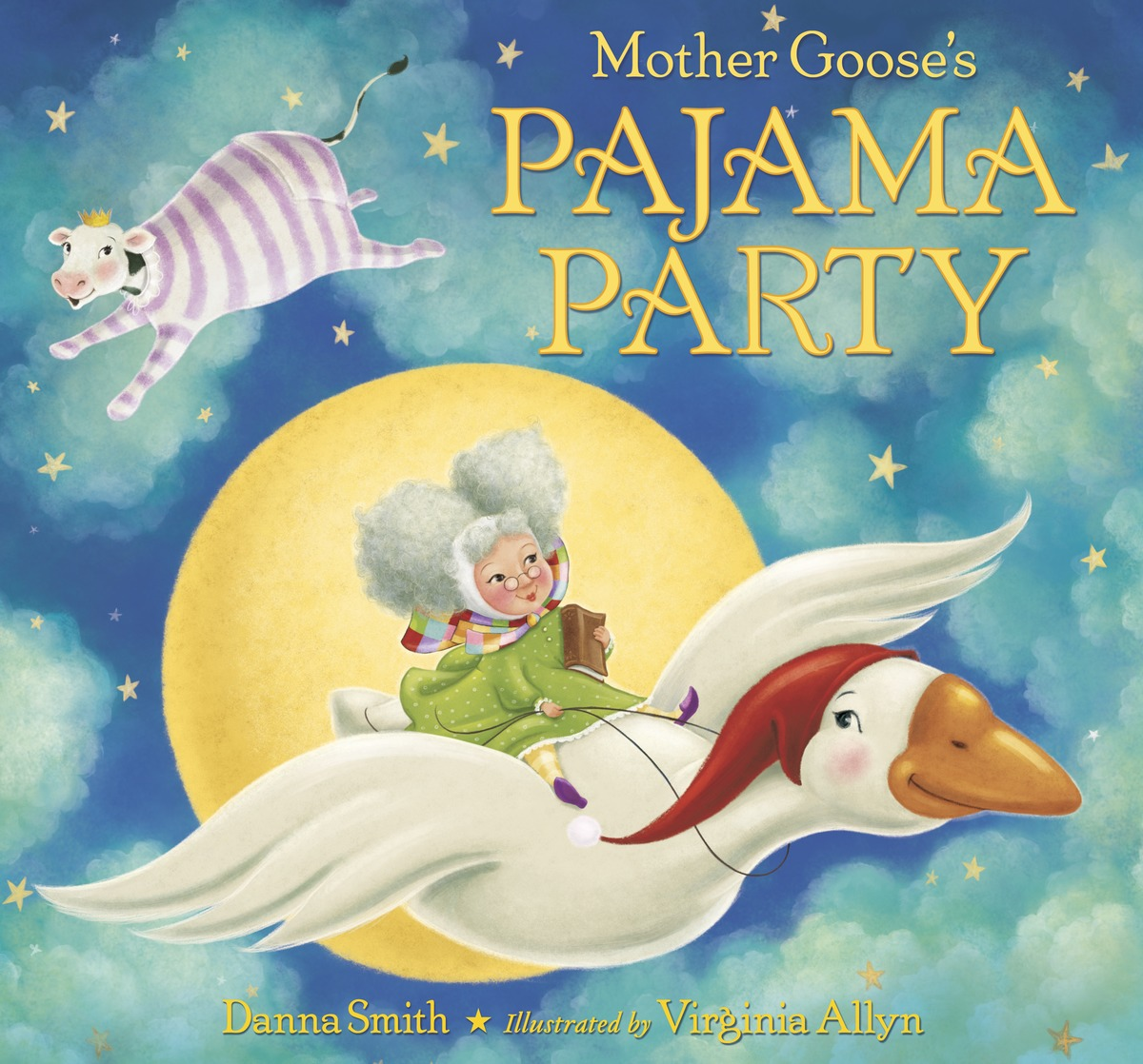 Купить MOTHER GOOSE'S PAJAMA PARTY