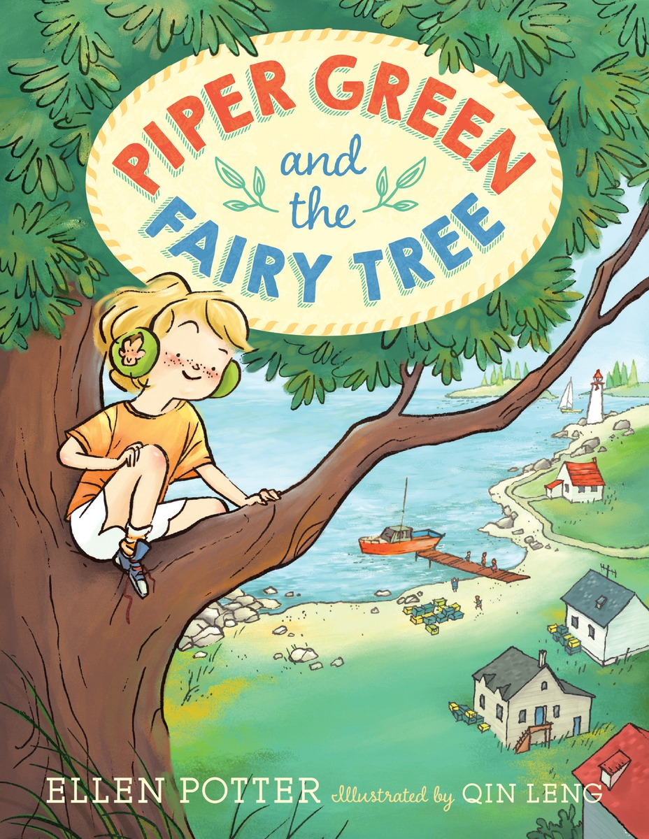 PIPER GREEN FAIRY TREE (PG#1) stalking the green fairy page 2