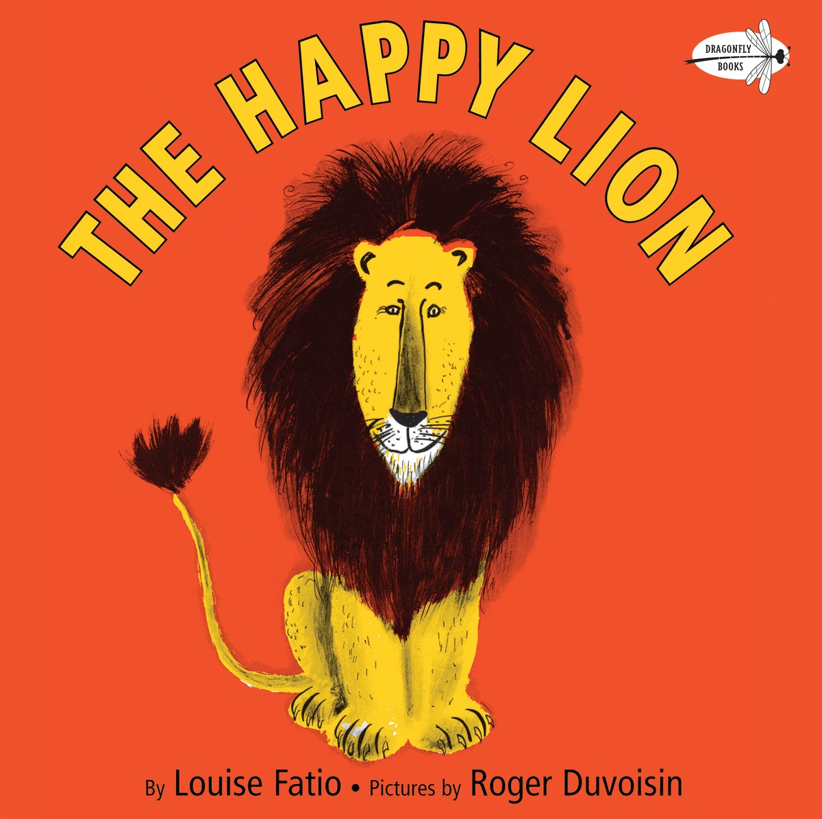 HAPPY LION, THE happy is the bride